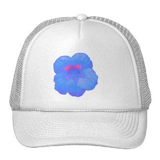 Nasturtium Bright Blue Hat