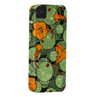 Nasturtium Ladybird Blackberry Bold Case
