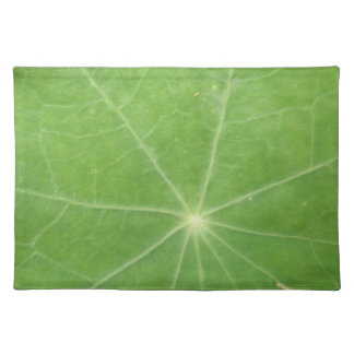 Nasturtium Leaf Placemat