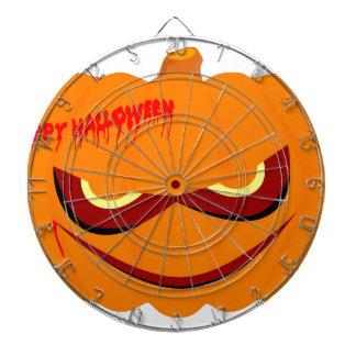 Nasty Pumpkin Dartboard