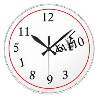Nasty Rabbit...bastard! Clocks