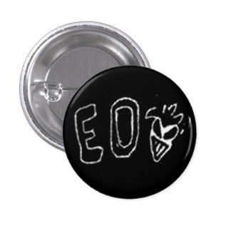 "Nasty Rabbit ""Team Evil Overlord"" button"