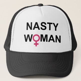 Nasty woman vote hat
