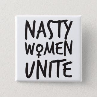 Nasty Women Unite Button
