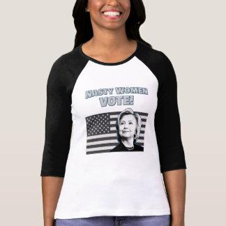 Nasty Women VOTE! T-Shirt
