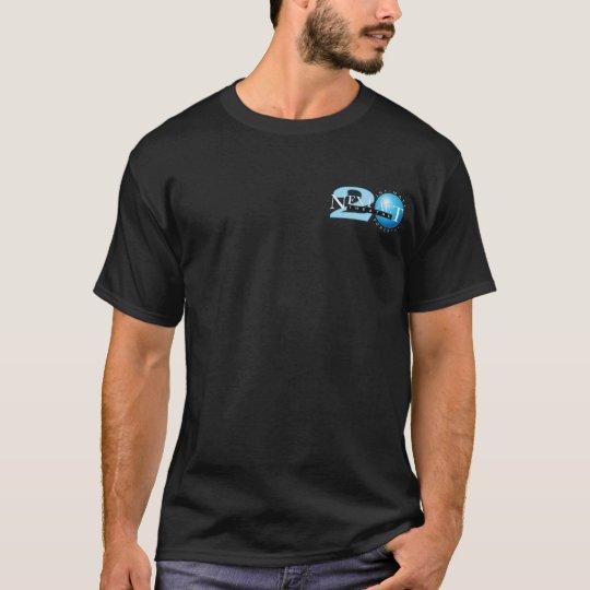 NAT Black T T-Shirt