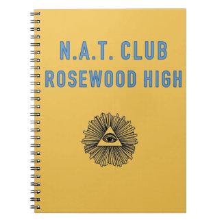 NAT Club Note Book