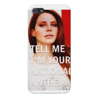 Nat l Anthem Cases For iPhone 5