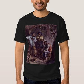nat turner slave rebellion tshirt