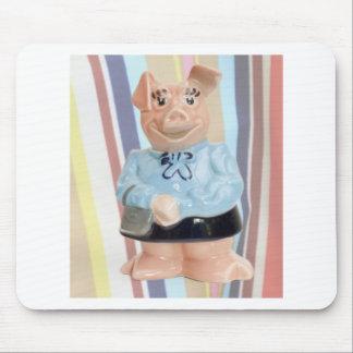 Nat West Piggy Bank Mousepads