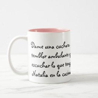 Natalia Coffee Mugs