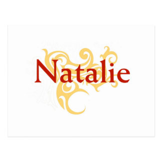 Natalie Postcards