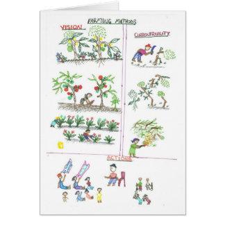 Natasha's Farm Vision Card