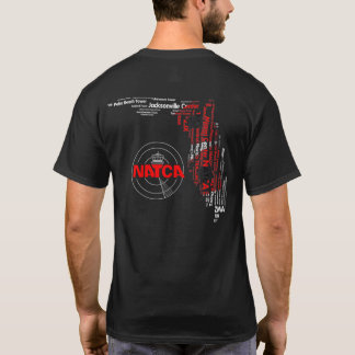 NATCA Florida Facilities with Hurricane Flag T-Shirt