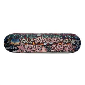 nate1 mpc yall deck 19.7 cm skateboard deck