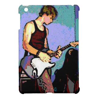 Nate and Guitar Cover For The iPad Mini