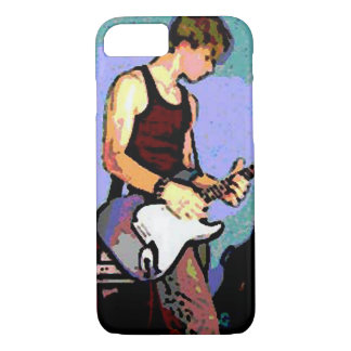 Nate and Guitar iPhone 7 Case