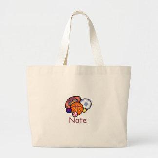 Nate Canvas Bag