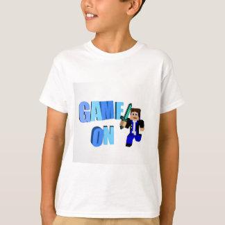 "Nater G8ter Kid's ""GAME ON"" tee-shirt T-Shirt"