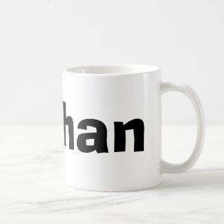 Nathan Basic White Mug