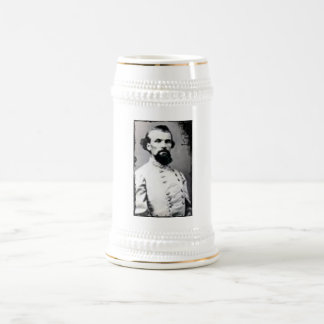 Nathan Bedford Forrest Beer Stein Beer Steins