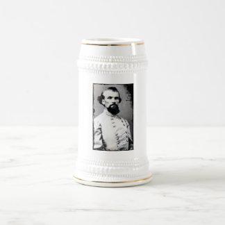 Nathan Bedford Forrest Beer Stein Coffee Mug