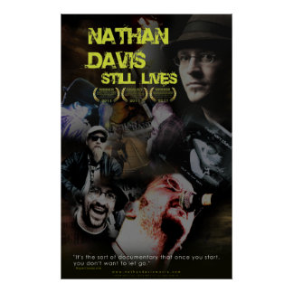 Nathan Davis Still Lives Poster