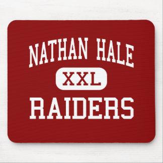 Nathan Hale - Raiders - High - Seattle Washington Mouse Pads