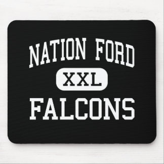 Nation Ford - Falcons - High - Fort Mill Mouse Mat
