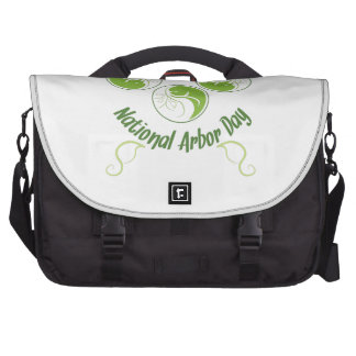 National Arbor Day Bags For Laptop