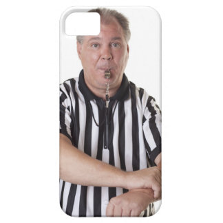 National Basketball Association (NBA) Holding iPhone 5 Case