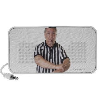 National Basketball Association NBA Holding iPhone Speaker
