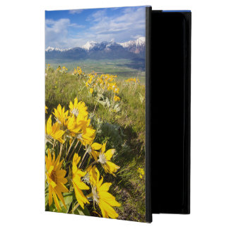 National Bison Range Cover For iPad Air