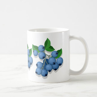 National Blueberry Month Coffee Mug
