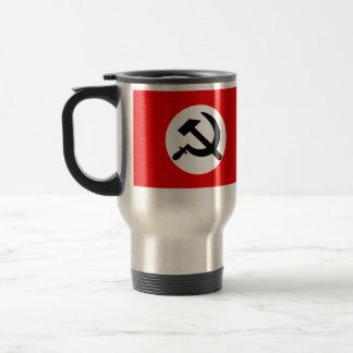 National Bolshevik Party, Colombia Political Travel Mug
