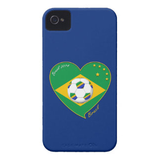 "National Brazilian football team. Soccer ""BRAZIL "" iPhone 4 Covers"