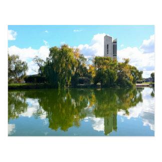 National Carillon - Canberra Postcard