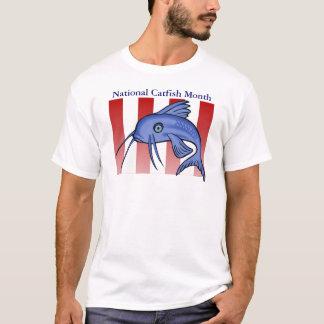 National Catfish Month T-Shirt