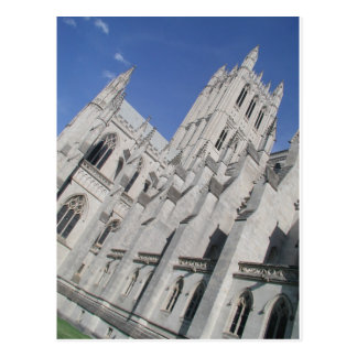 National Cathedral Post Card