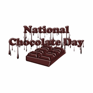 National Chocolate Day Cut Outs