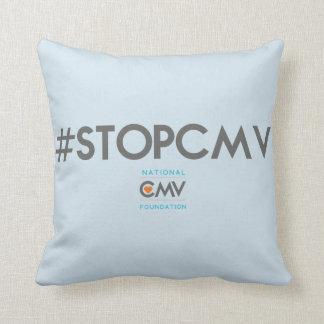 National CMV Pillow