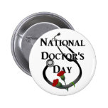 National  Doctor's Day Pin