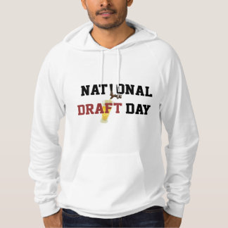 National Draft Day, Funny Hoodie Design