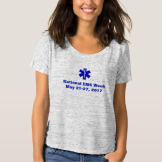 National EMS Week 2017 T-Shirt