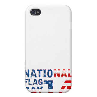 National Flag Day iPhone 4 Covers