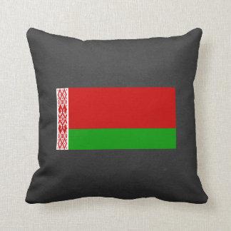 National Flag of Belarus Cushion