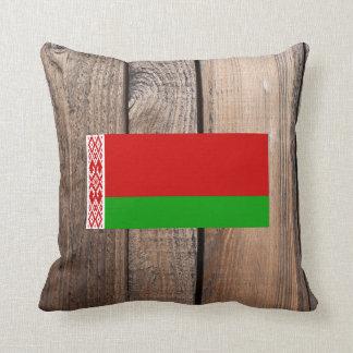 National Flag of Belarus Cushions