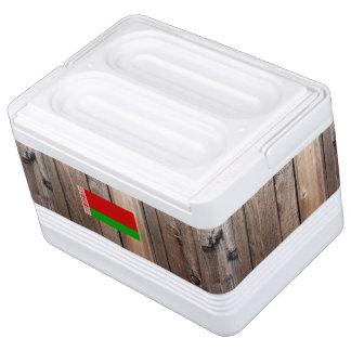 National Flag of Belarus Igloo Cooler