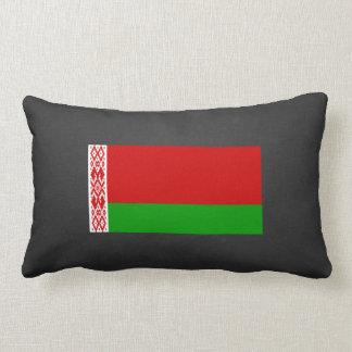 National Flag of Belarus Throw Cushion