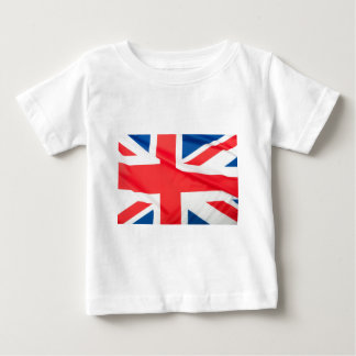 National Flag Of Great Britain Baby T-Shirt